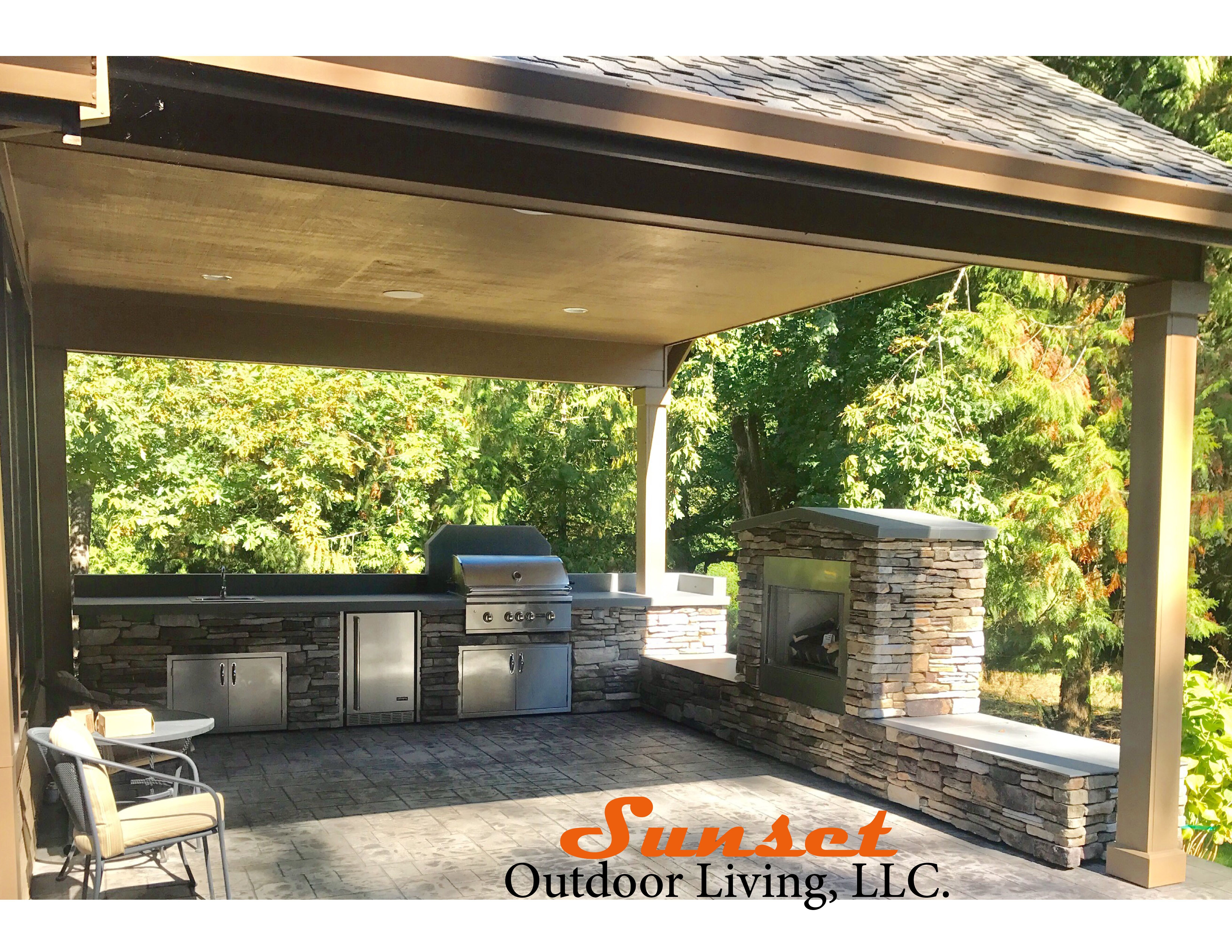 20dedaad0d53acc45a4f329d966ae7b4 Top Result 50 Awesome Steel Outdoor Fireplace Gallery 2018 Hiw6