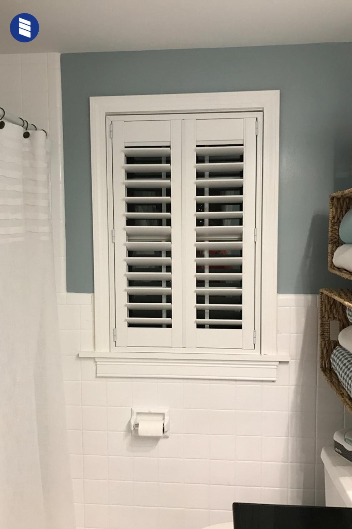 Bathroom Window Treatments | Bathroom window treatments ...