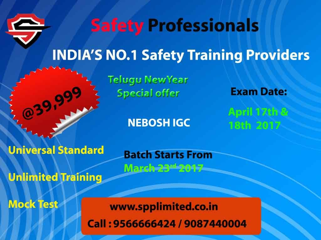 Nebosh Course Best Training Providers In INDIA