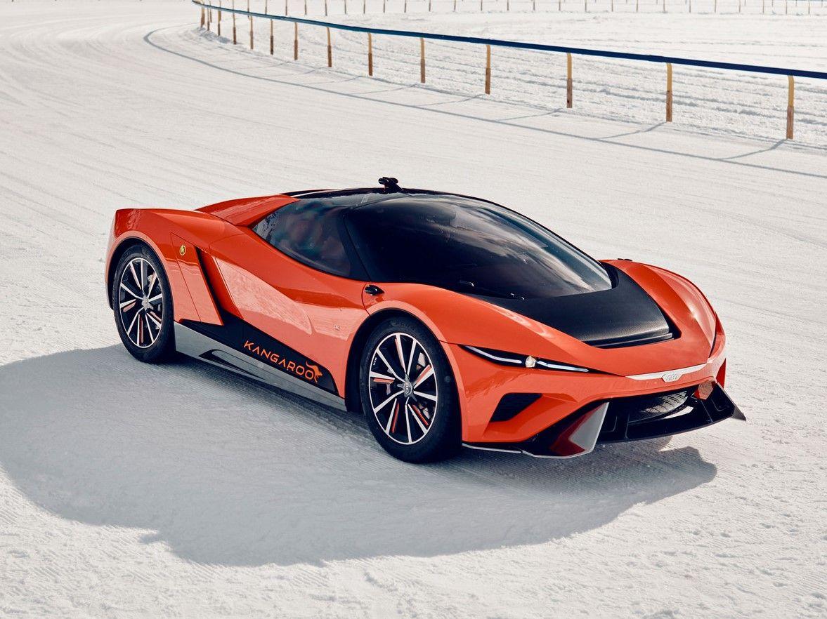 Gfg Kangaroo Is An Electric Hyper Suv Headed For Geneva Cars Etc