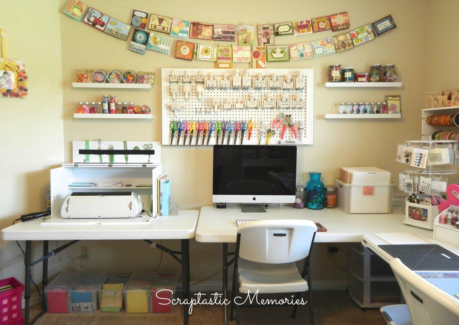 craft room on a budget craft room ideas pinterest