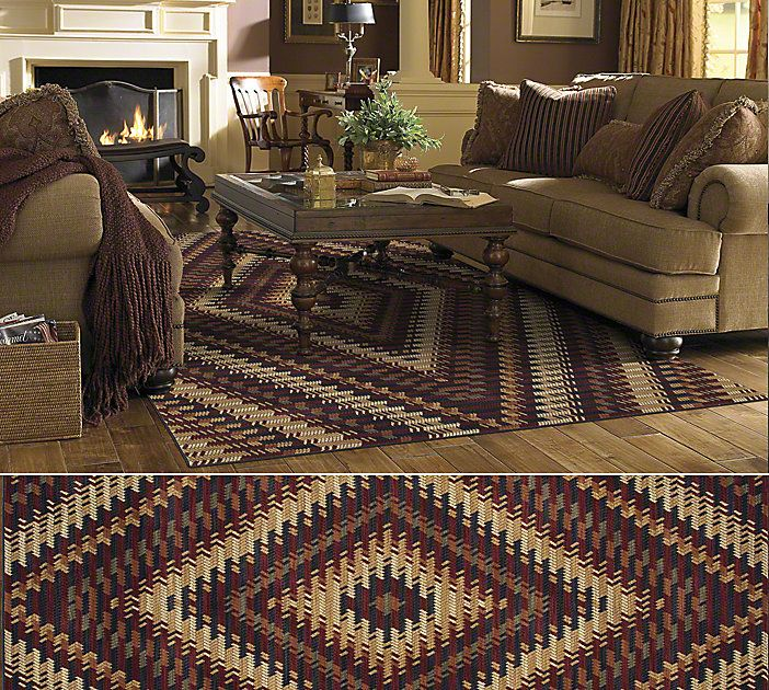 Shaw Floors Area Rug In The Bob Timberlake Collection
