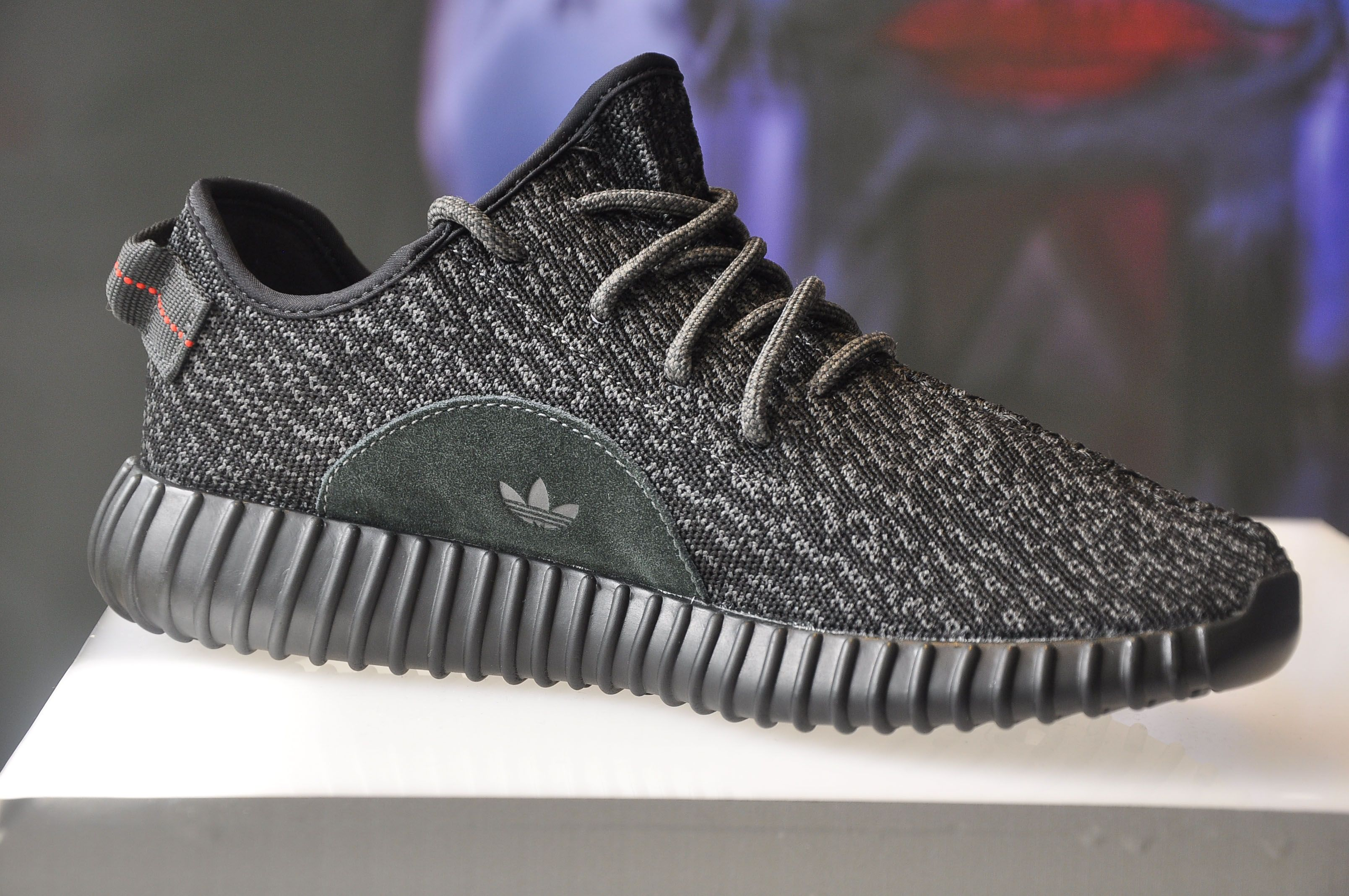 Here 's How Adidas Yeezy Boost 350 V2 Sneakers Get Made