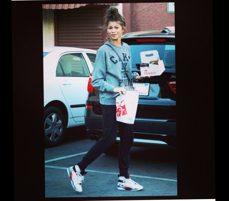 What's zendaya shoes called ?