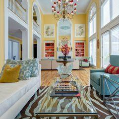 contemporary living room by Matt Harrer Photography