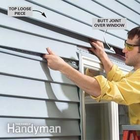 How to Install Vinyl Siding | The Family Handyman