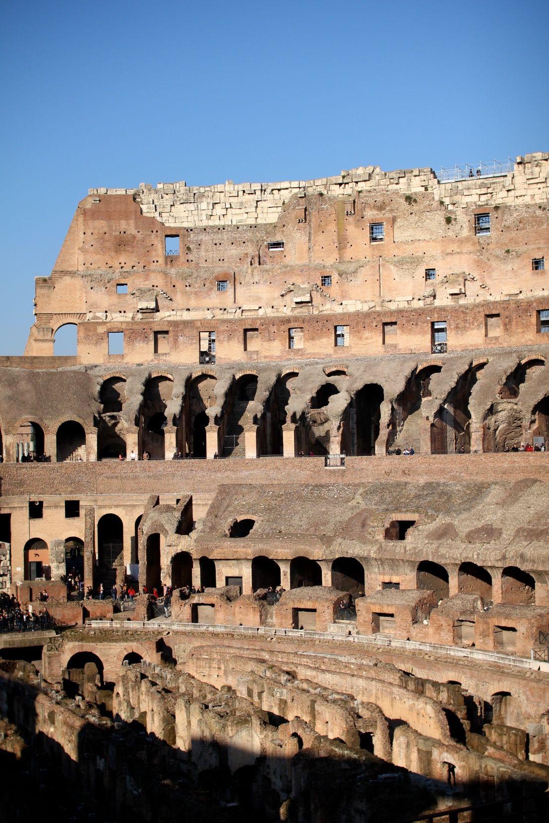 Rome Italy Food & Travel Diary