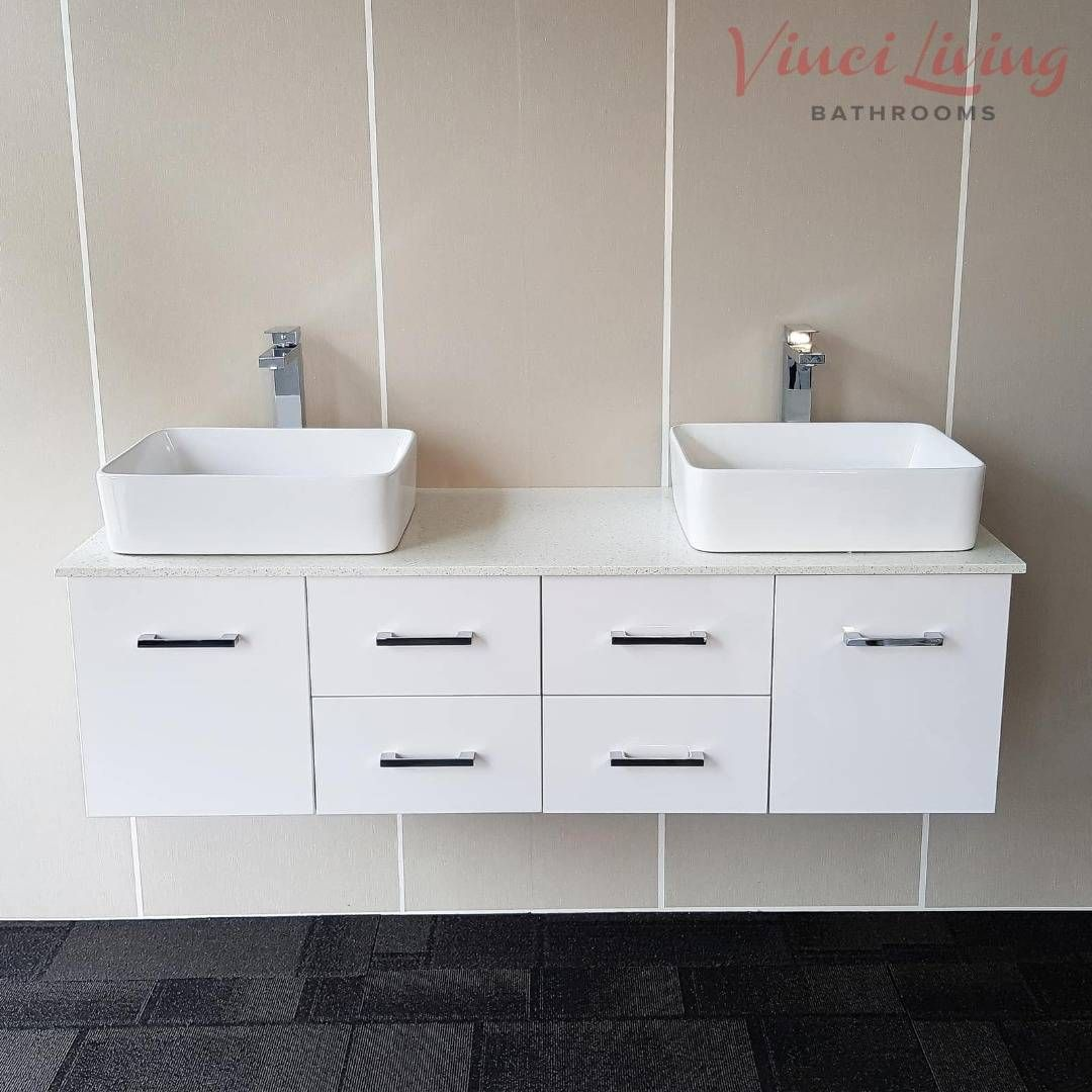 25 1500mm Bathroom Vanity | Bathroom vanity, White vanity ...