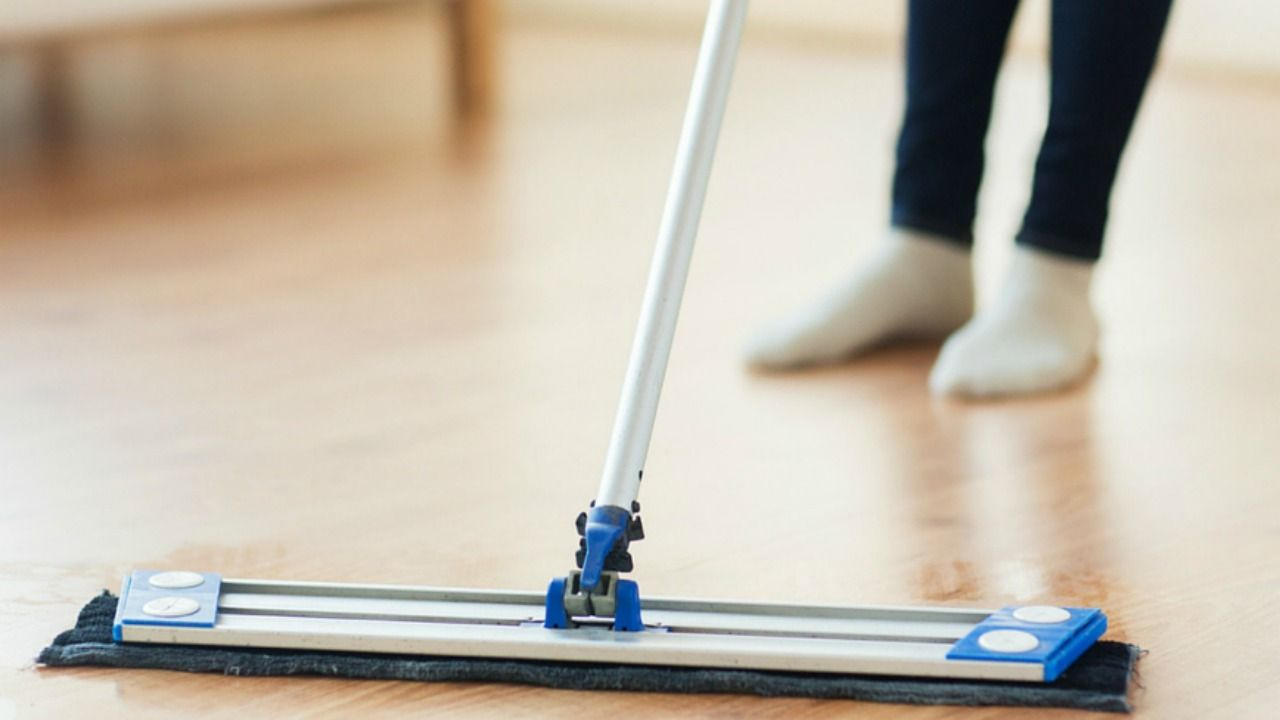 The Best Way to Clean Wood Floors Cleaning wood floors