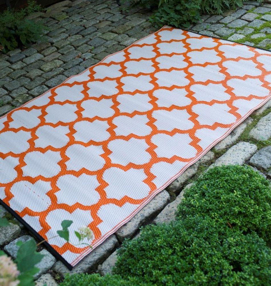 Toller Gartenteppich - Farbige Bodenschmeichler bei milanari.com