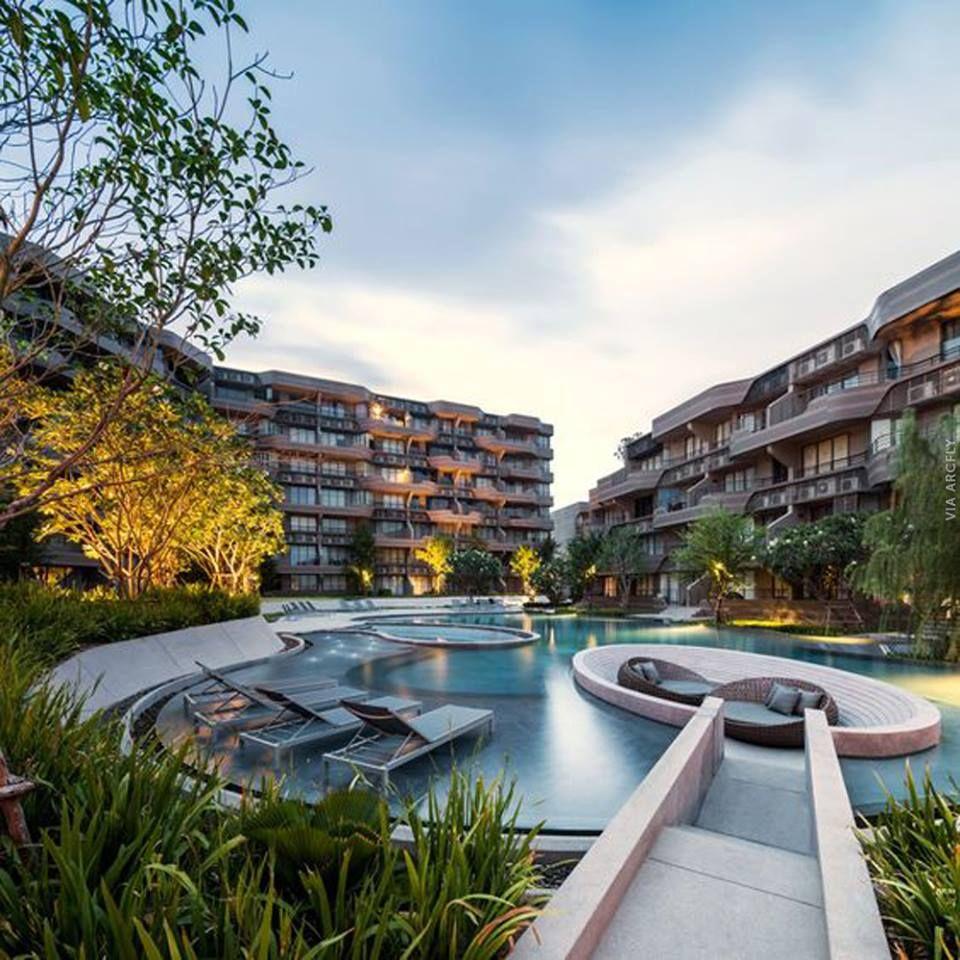 Facebook Hotel landscape, Landscape architect, Landscape