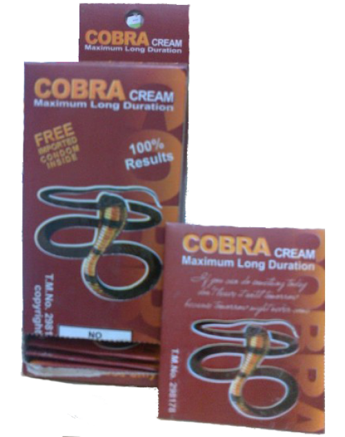 cobra long sex time delay cream with 12 condoms delay sprays