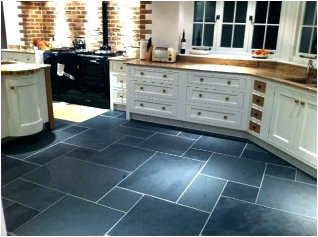 We Practically Each Day In The Kitchen As A Result We Need To Create The Kitchen Area As Comfortable As Kitchen Flooring Kitchen Floor Tile Grey Kitchen Floor