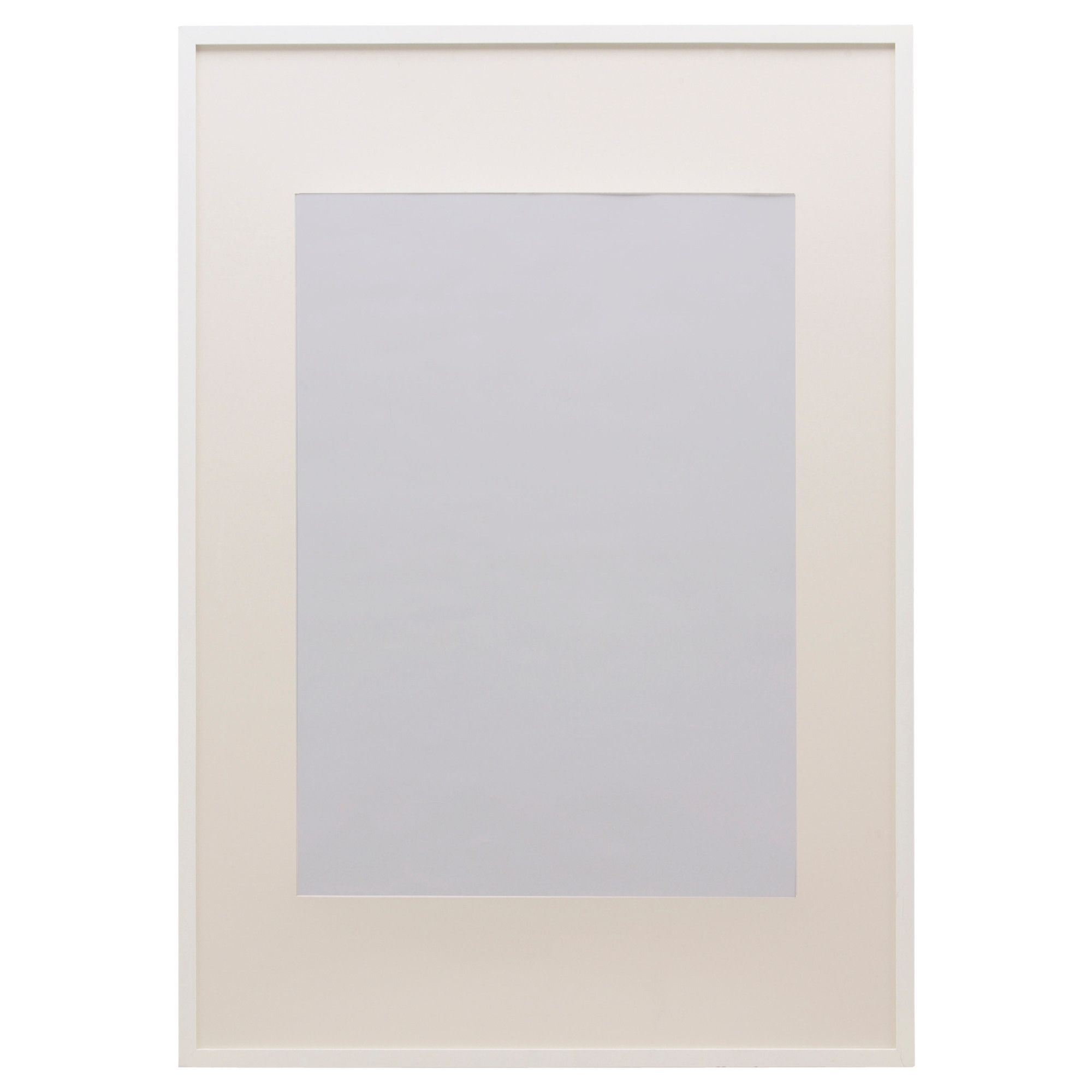 Ribba Bilderrahmen 50x70 Weiß Ikea Ribba White Frame House Frames On Wall Ribba Frame