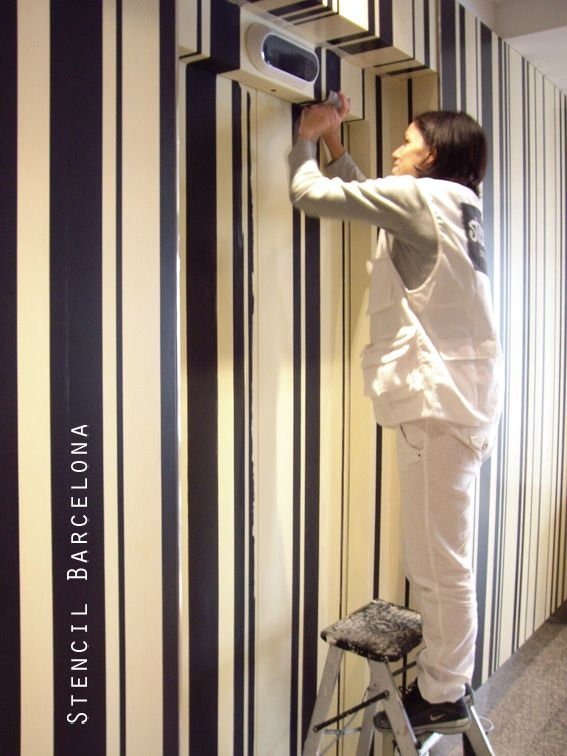 28++ Paredes pintadas a rayas verticales inspirations