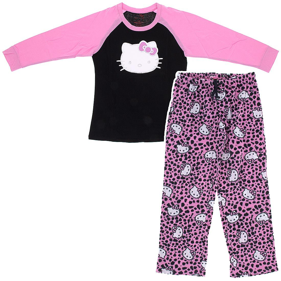 ea0652688 Barbie Pink Pajamas for Toddler Girls - Click to enlarge