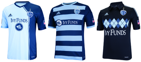 Sporting Kc Unveils New Secondary Jersey Sporting Kansas City