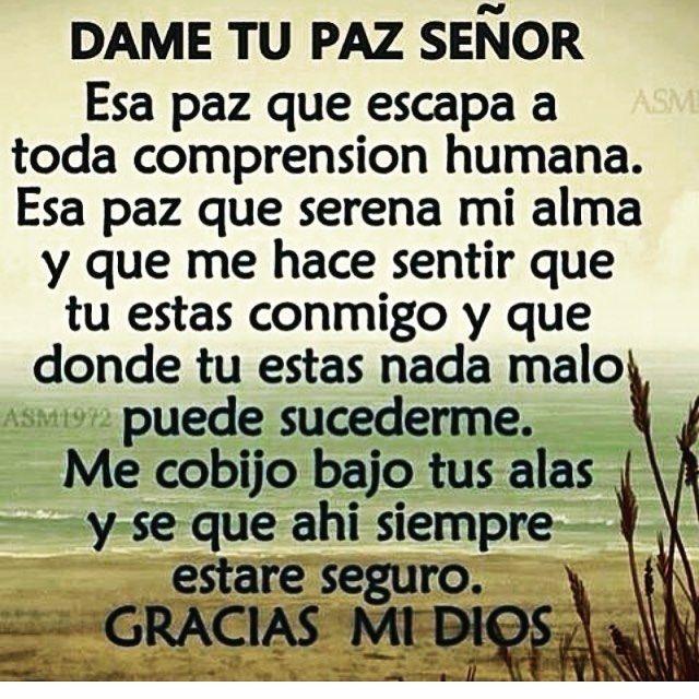 Dios Bendice A Venezuela Yo Le Digo Al Señor Tú Eres Mi Refugio Mi Fortaleza Mi Dios En Quien Confío Oraciones Consejos Para Ser Feliz Oracion A Dios