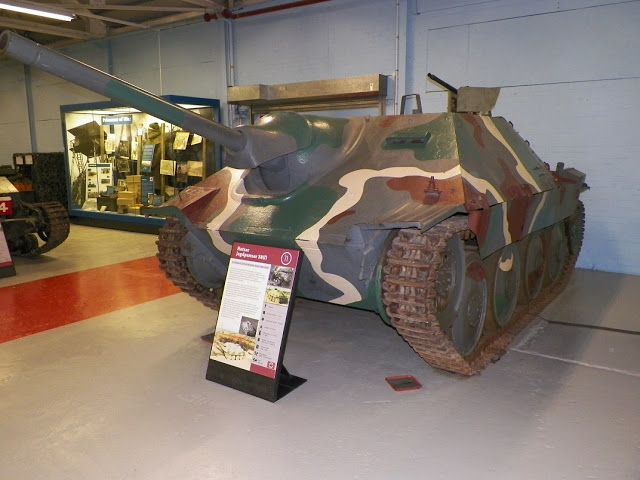 great pictures from bovington tank museum at overlords
