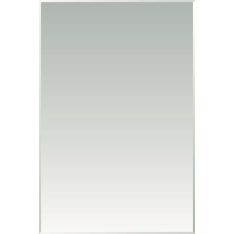 Find Everton 600 x 900mm Polished Flat Edge Mirror at Bunnings