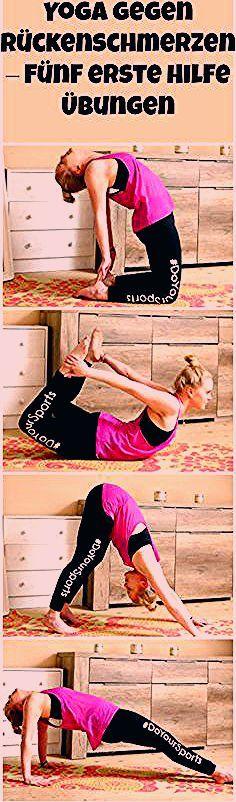 Photo of Yoga gegen Rückenschmerzen Teil 1 – Fünf erste Hilfe Übungen