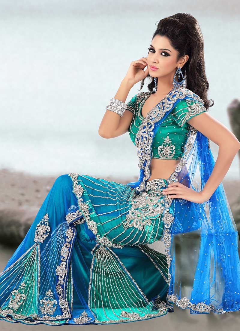 India-wedding http://www.cbazaar.com/brides/in-vogue-saree/appealing ...