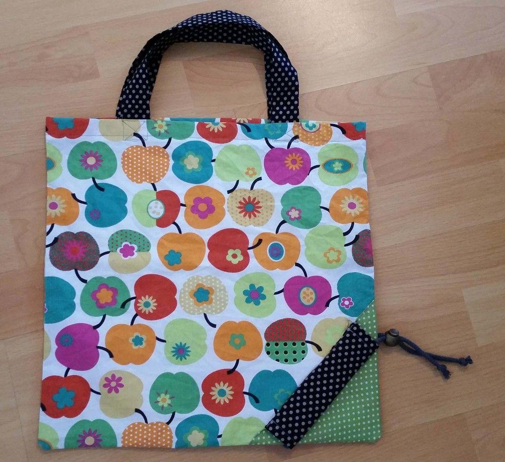 Foto zu Schnittmuster Faltbare Einkaufstasche von I love JaJoJu ...