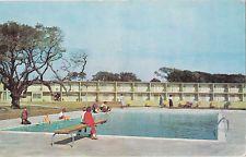 1960s THE WANDERER RESORT MOTEL, JEKYLL ISLAND, GA. VTG