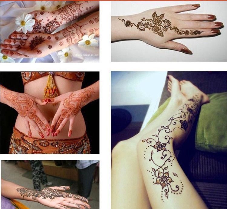 What Is Henna Body Art