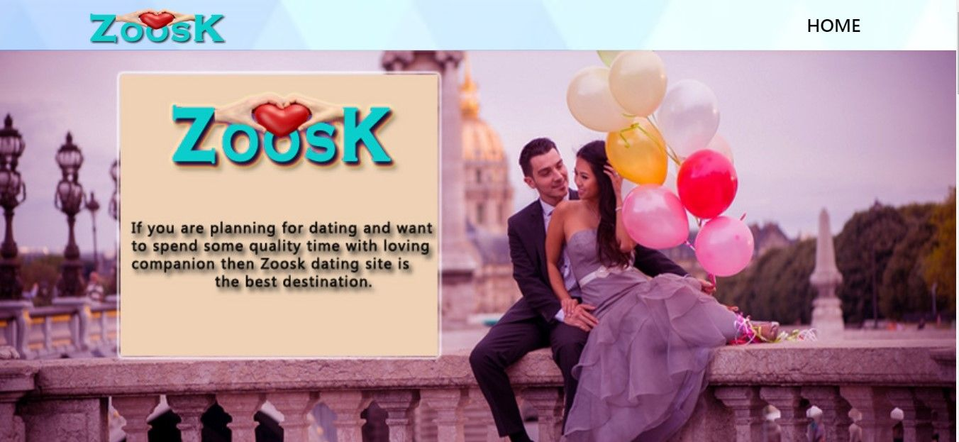 A big data of zoosk login dating site is free for started