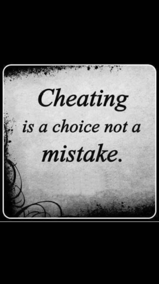 Pin by ShaVon Shepard on Quote place Cheating quotes