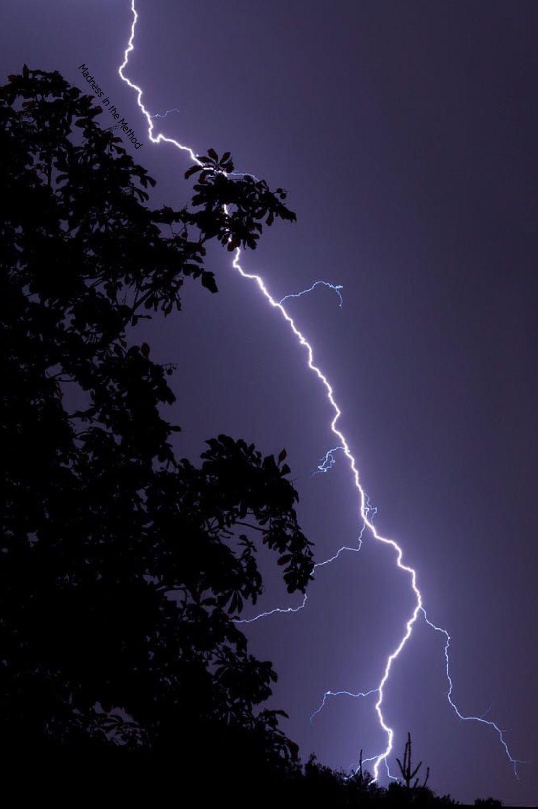 ະ Madnessinthemethod ະ Lightning 風景 稲妻 自然