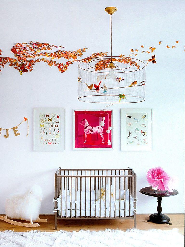 Lustre Para Quarto De Beb Lovely Baby Girl Pinterest  ~ Lustres Para Quarto Feminino E Quarto Infantil Meninos