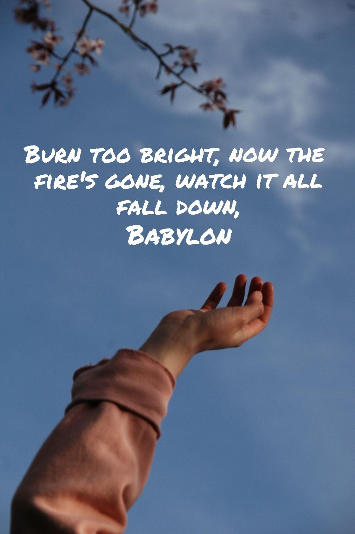 Babylon 5 Seconds Of Summer