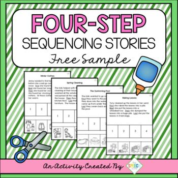 picture relating to 4 Step Sequencing Pictures Printable named No cost Sequencing Experiences Sequencing Speech treatment