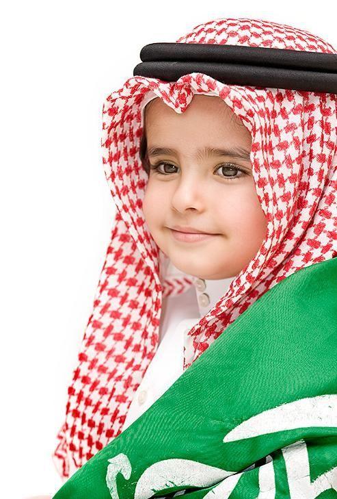 Image result for Saudi Arabian child | Muslim baby names