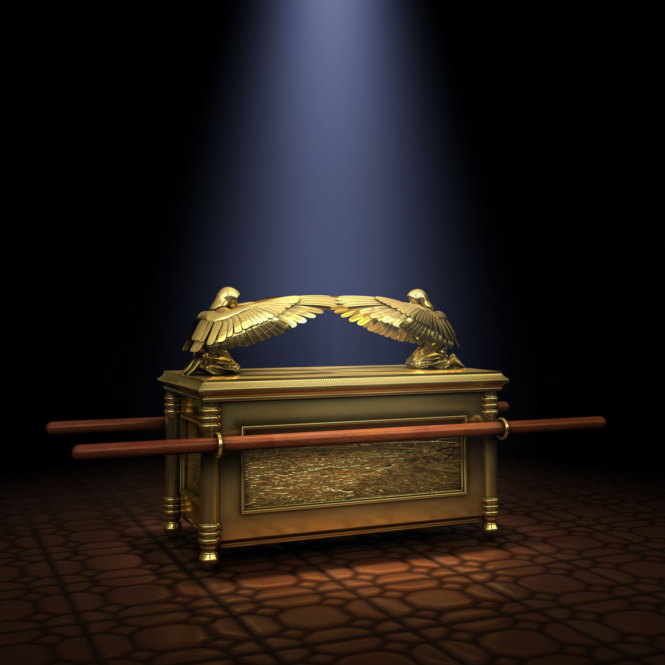 The Ark Of The Covenant A Picture Of Christ John 20 12
