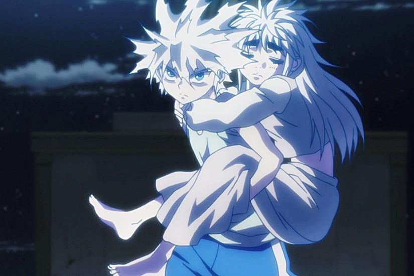 Komugi images Godspeed Killua HD wallpaper and background