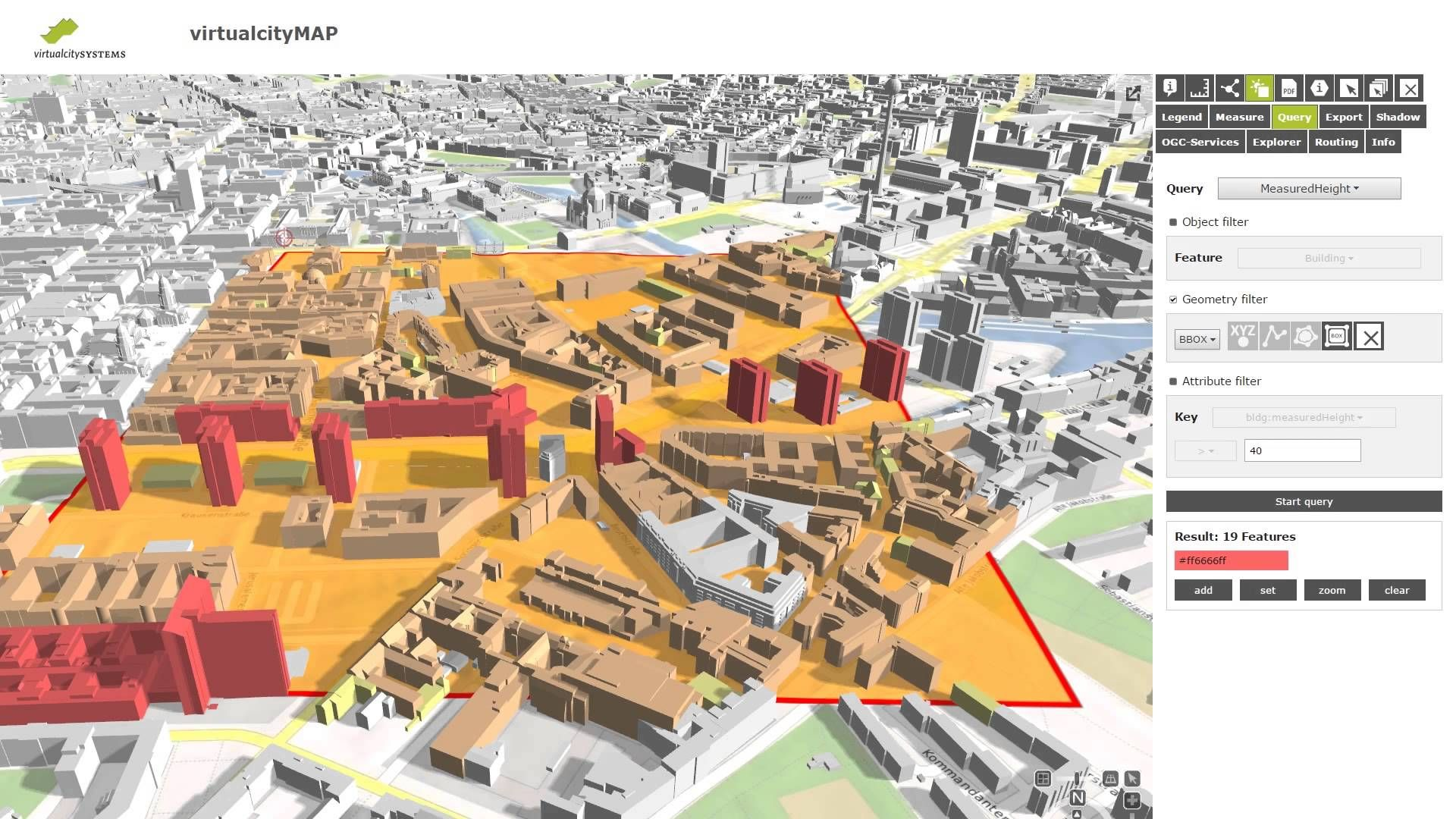 High Performance Web Visualization Of 3d City Models Check Out