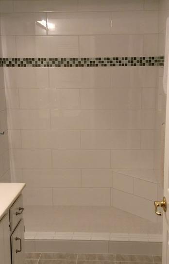 Daltile Finesse Bright White 8 in. x 24 in. Ceramic Wall Tile (12.80 ...