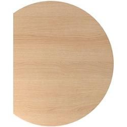 Photo of Hammerbacher La80 extension table oak half-round Hammerbacher