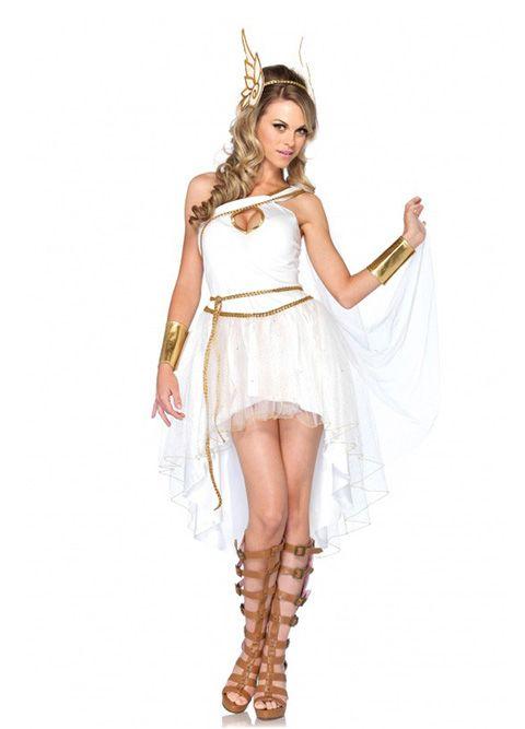 ed9ea3989 Aluguel de fantasia Deusa Hermes online na Encantada Fantasias. Esta e mais  de 1000 fantasias