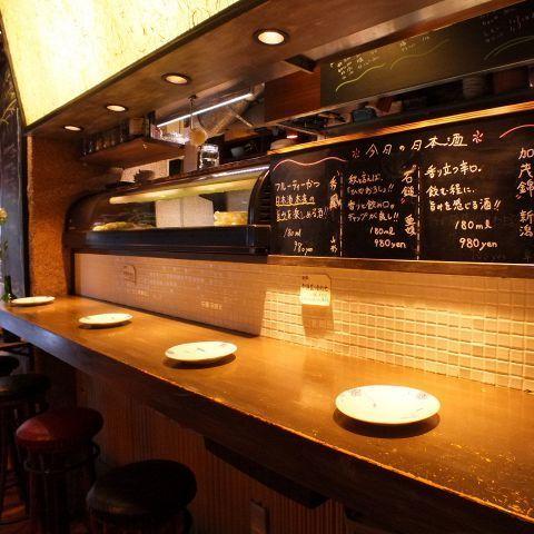 上野で女性におすすめのひとり飲みができるお店3選 - HOT PEPPERグルメWEBマガジン