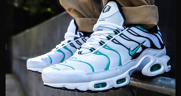 "3f02e899a1 Nike Air Max Plus ""Tiffany"