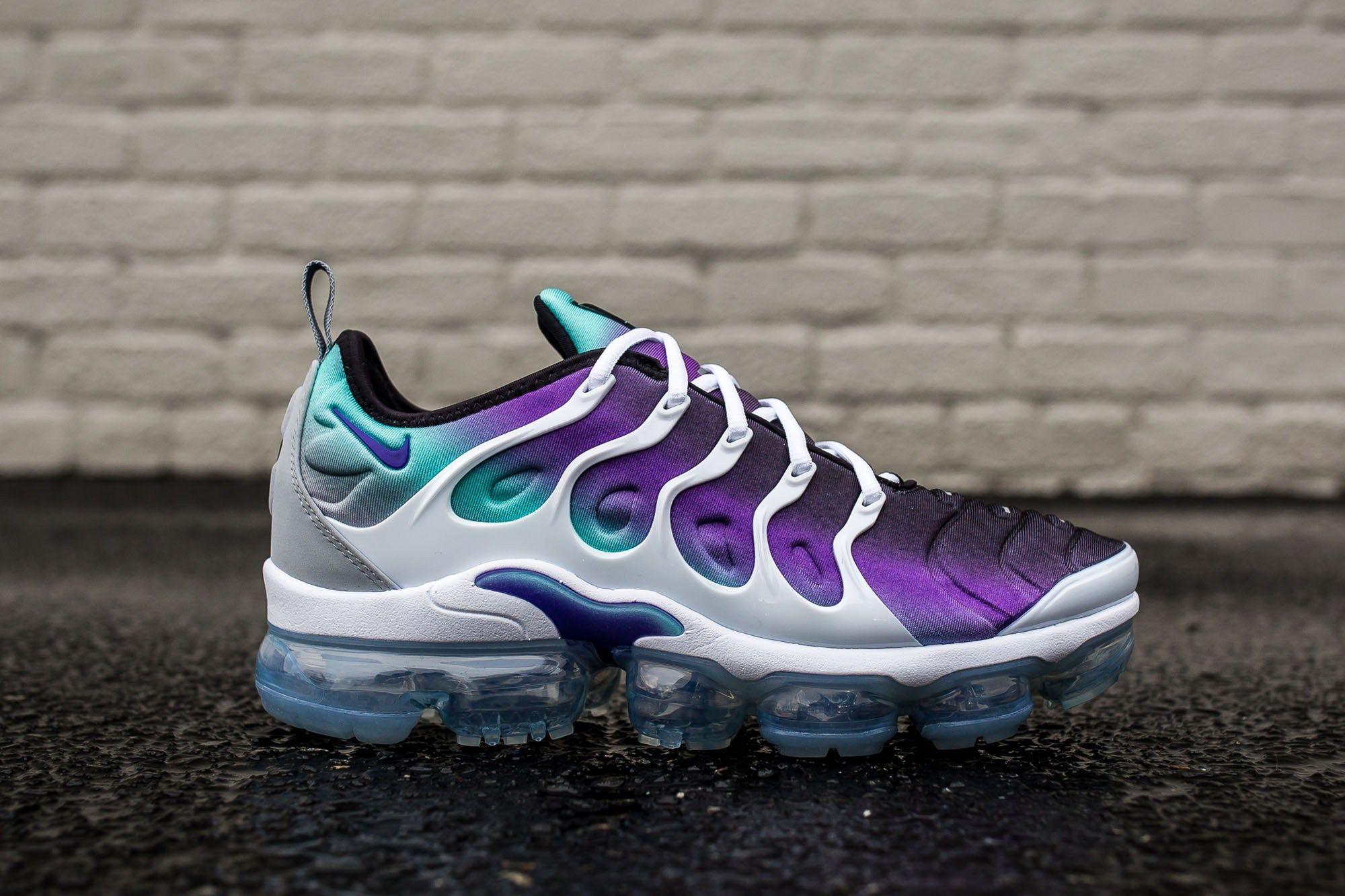 Nike Air Vapormax Plus Grape Kicks Shoes Exclusive Shoes Sneaker Magazine