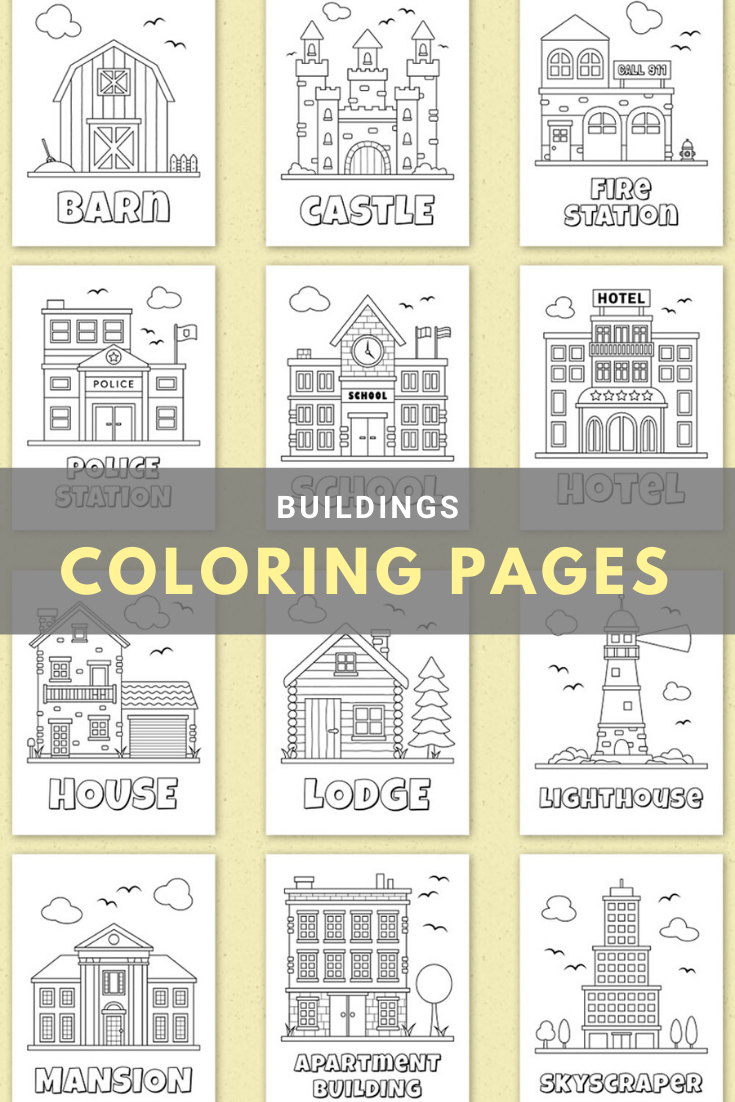 Pin On Printable Coloring Books