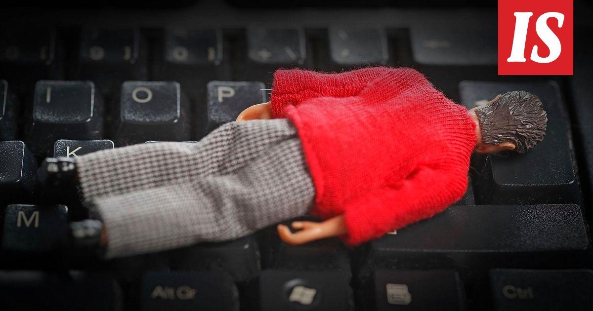 Työuupumuksen voi havaita helpommin vapaa-ajalla kuin työpaikalla.