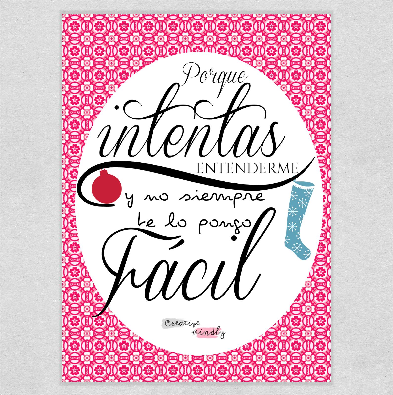 Creative Mindly Mensajes Para Tarjetas Y Postales De Navidad Frases Bonitas Frases Love Mensajes