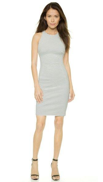 Finderskeepers Join Together Dress - Stripe - http://musteredlady.com/finderskeepers-join-together-dress-stripe/  .. http://goo.gl/cgDpA7 |  MusteredLady.com