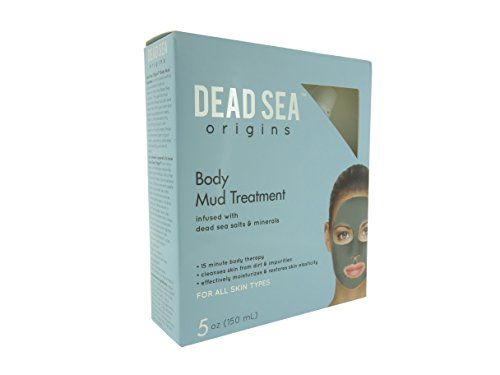 Dead Sea Origins Body Mud Treatment is formulated with a unique blend of salts & minerals from the Dead Sea in Israel. This gentle mud treatment draws out dirt and impurities from your skin and peels ...